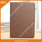 tablet PU leatherCase for iPad MINI 2, PU leather smart cover case