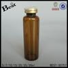 1oz amber round pharmaceutical glass bottle for sale, amber chemical glass bottle, pharmaceutical small glass bottle supplier