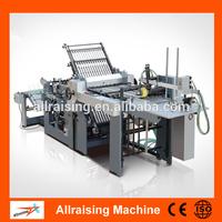 CE Standard Full Automatic Mix Stahl Folding Machines