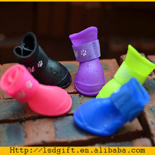 Pet product adjustable cat and dog shoes