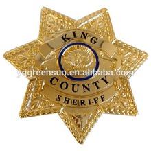 manufacturer offer high quality customed badge