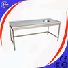 Hotel Kitchen Stainless Steel industrial benches tables