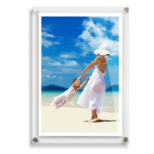 acrylic beautiful lovely wall hanging photo frame wholesale