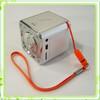 Good sound mini bluetooth speaker with fm radio