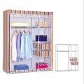 sw armoires bois à persiennes portes de placard penderie placard portables mobilier de chambre