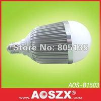 Shenzhen LED Manufacturer AOSZX Solar led Lighting 1650LM 1500lm12 Volt LED Bulb