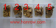 Hotting sale Mazda car lock parts valve it contains 1,2,3,4,5 Each number has 20pcs