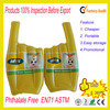 Phthalate Free Colorful PVC Cheering Promotional Inflatable Hand