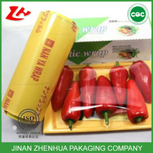high quality low price pvc cling film high density polyethylene