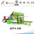 2014 caliente de la venta de bajo precio de alta qty4-15 completo de producción automática de bloque hueco que hace la máquina de filipinas