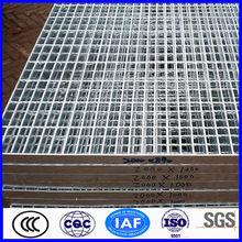 high quality galvanized metal floor grating grid