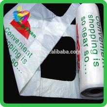 Yiwu China wholesale customized t-shirt bag