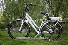 simino New Classic 250w city electric bike slane electric bicycle