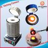 automatic melt furnace,mini gold melting furnace
