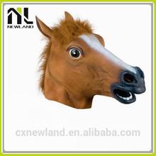 Hot Sale China New Product Latex Horse Head Mask