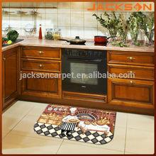 beautiful decorative printed kitchen floor carpet