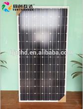 Factory Direct sale!TCHD Brand Manufacturer Grade A 50w-500w best price per watt solar panels