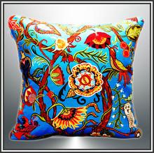 Custom Pillow Digital Print 100% digital print cushion cover -Z1