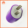 with good quality usb travel home chargers with blister packing
