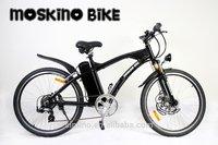 simino Eagle 250w electric mountain bikes