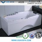 VSPA corner whirlpool bathtub Rectangular Apron corner whirlpool bathtub A028