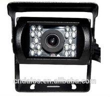 2014 DLS Modem Car Rear View Camera,IR Waterproof bus car camera with 15m night vision
