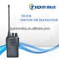 Td-v38 portátil rádio amador longo - distância de comunicação de rádio