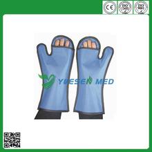 x-ray radiation gloves protection