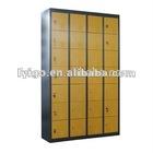 2014 Hot Sale Lockable Multi-door Metal Clothing Lockers