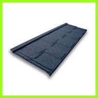 classic colorful asphalt shingles galvanized coated roof tile