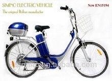 simino Economic lead acid battery power electric bicycle