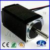 2 phase NEMA8 small dc stepper motor for robot
