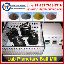 Breakneck Speed Planetary Ball Mill,Laboratory Mineral Processing Equipment,Mini Ball Milling Machine