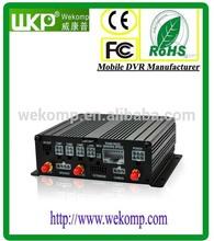 wireless intelligent security alarm 4G dual 64GB SD card MDVR