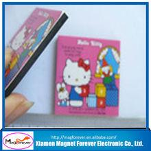 Wholesale super strong nice souvenir fridge ceramic magnet