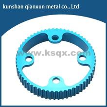 Mechanical 6061 products made bu lathe