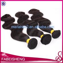 5A grade raw hair virgin remi european hair no shedding and tangle