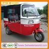 passenger bajaj with ape piaggio engine/passenger 3 wheel motorcycle price/smart trike