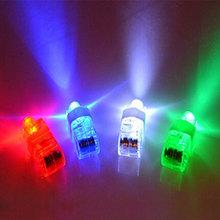 LED circle ring light for finger