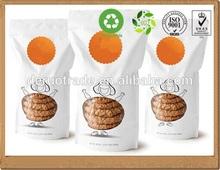 Custom Design FDA cookies packaging, food paper packaging bags,food packaging boxes cardboard window