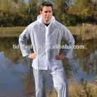 Transparent Adult Waterproof Plastic Pant