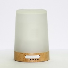 2014 new style SOICARE aroma oil diffuser wood colorful LED