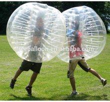 Commercial popular sale inflatable bubble bumper balls
