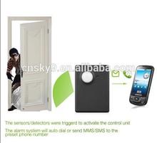 Mini gsm/gprs camera mms alarm system with pir mp. alert FK-007X