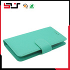 "Fashion high quality 4.5"" universal mobile phone leather case"
