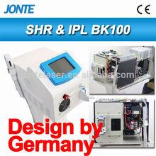 latest technology beauty salon equipment Shr machine laser hair removal machine price(factory)