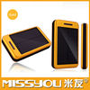 2014 New arrival fashion portable solar mobile phone charger for samsung tablet