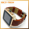 3G WIFI Dual Sim Android Phone dual core,New bluetooth Waterproof Android watch phone