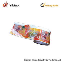 custom waterproof adhesive 1000pcs/roll vinyl cosmetic labels