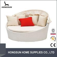 China soft furniture modern design l shape metal sofa cum bed